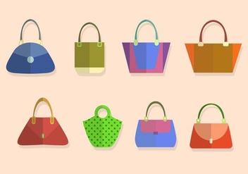 Free Versace Bag Vector - Kostenloses vector #411187