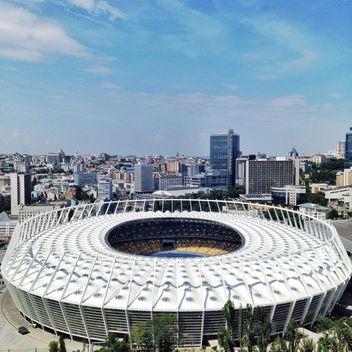 Olympic stadium,Kyiv - image #411867 gratis