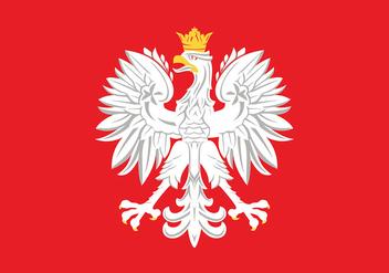 Polish Eagle Free Vector - бесплатный vector #412297