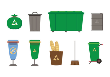 Free Landfill Vector - Kostenloses vector #412517