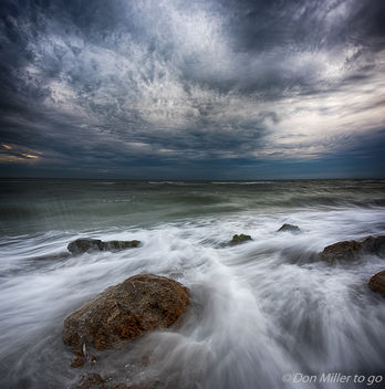 Stormy Seas - image #413137 gratis