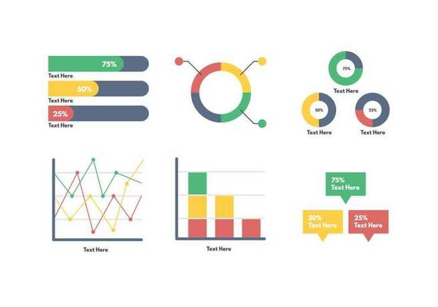 Free Data Visualization Vector - Free vector #414257