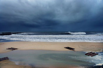 Playa desolada II - Free image #415307