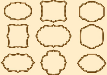 Free Cadre Vector Collections - Free vector #415477