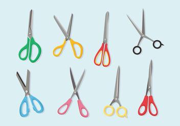 Free Scissors Vector - Free vector #415787