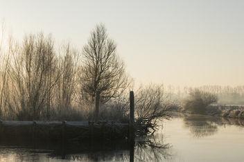 A frozen world - image gratuit #415977