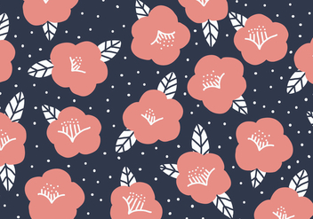 Pink Camellia - Free vector #416117