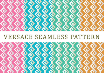 Versace Soft Pattern - Free vector #418397