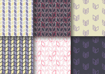 Free Geometric Pattern Vector - Free vector #418947