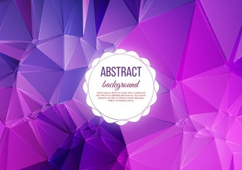 Free Vector Colorful Geometric Background - Free vector #421197