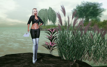 Janna Outfit by SP Piaggio - Free image #421267