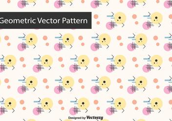 Geometric Vector Pattern - бесплатный vector #423037