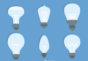 Light Bulb Vectors - Free vector #423517