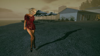 Dress : kimberly by Masoom @ Midnight madness (March 10-11) - Free image #425267