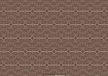 Vector Ornamental Seamless Pattern - Free vector #425987