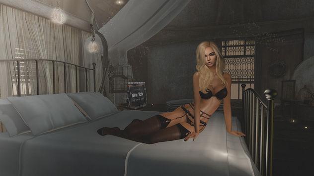 Lingerie Livia by La Perla @ The Secret Affair - Kostenloses image #427027