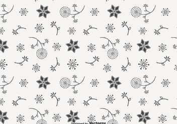 Blowball Doodle Vector Seamless Pattern - бесплатный vector #427517