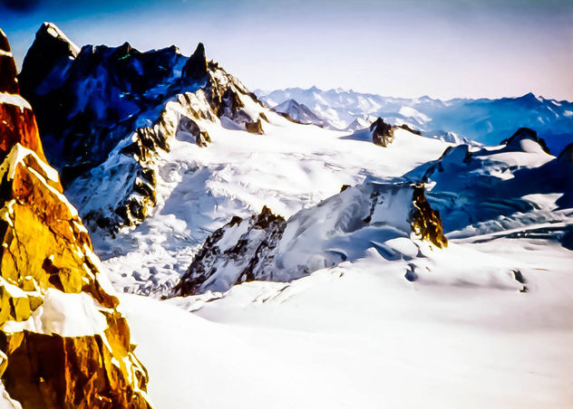 The Alps,France - image #427887 gratis