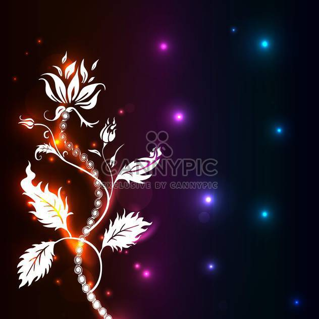 abstract futuristic vector background - Free vector #134317
