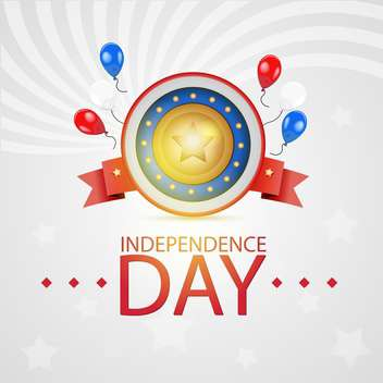 american independence day symbols - Free vector #134527