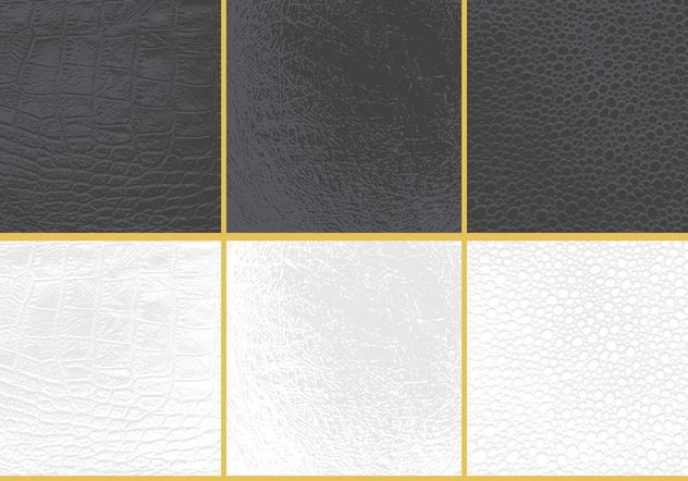 Leather Backgrounds - Free vector #138677