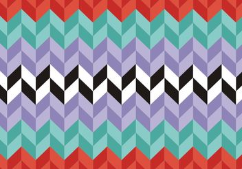 Zig Zag Background Free Vector - vector #138757 gratis