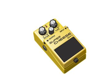 The Cheese-y Guitar Pedal - Free vector #139247