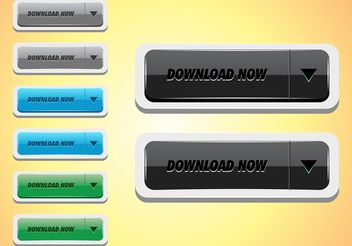 Download Buttons - vector #139797 gratis