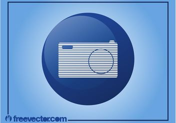 Photo Icon Vector - Free vector #142037