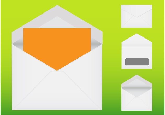 Letter Icons - Free vector #142117