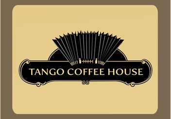 Coffee House Logo - vector gratuit #142777