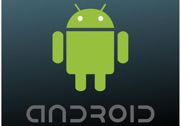 Android Logo - Kostenloses vector #142817