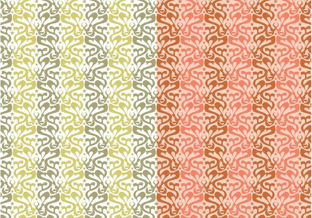 Abstract Seamless Patterns - Free vector #143547