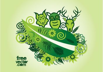 Vector Nature - vector #145767 gratis