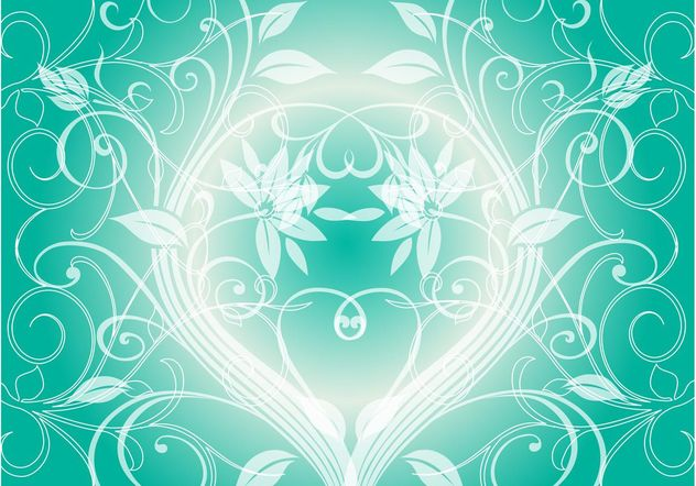 Green Plants Background - Free vector #146007