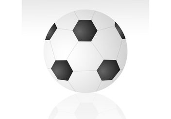Ball Vector Soccer Ball - Free vector #148277