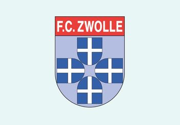 FC Zwolle - Free vector #148477