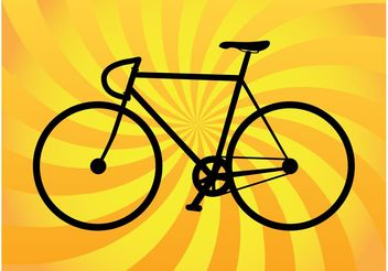 Vector Bike - vector gratuit #148797