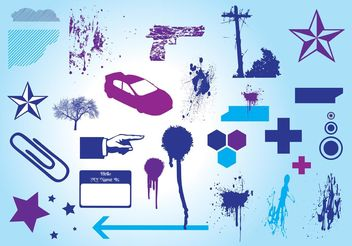 Vector Freebies Graphics - Free vector #148937
