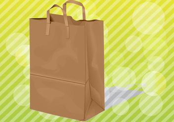 Bag Vector - vector #150957 gratis