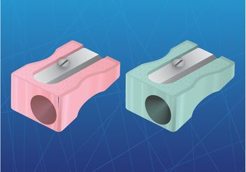 Pencil Sharpeners - бесплатный vector #152057