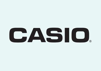 Casio - Free vector #153667