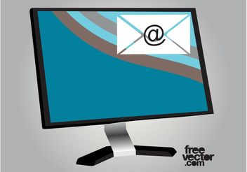 Email Vector Graphics - vector gratuit #153817