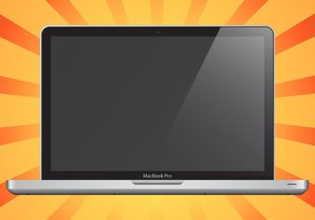 Apple MacBook Pro - Free vector #153987