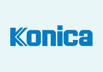 Konica - Free vector #154137