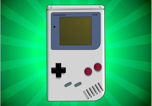 Retro Gaming - vector gratuit #154237
