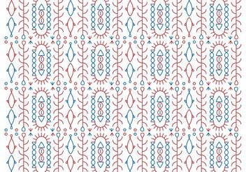 Abstract Pattern Background Vector - vector gratuit #154437