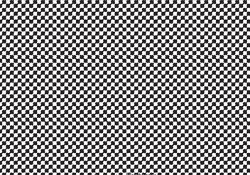 Sketchy Checker Board Background - Kostenloses vector #154797