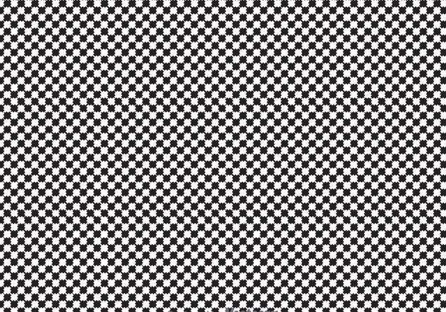 Sketchy Checker Board Background - Free vector #154797