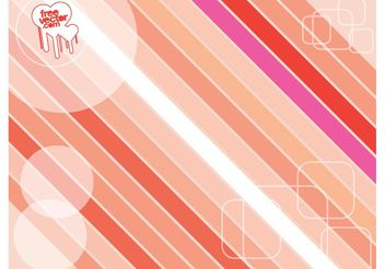 Striped Background Vector - vector #154827 gratis